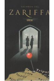 Zariffa - Salamon Pál - Régikönyvek