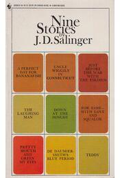 Nine Stories - Salinger J. D. - Régikönyvek