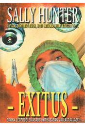 Exitus - Sally Hunter - Régikönyvek