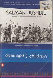 Midnight's Children - Salman Rushdie - Régikönyvek