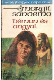Démon és angyal - Sandemo, Margit - Régikönyvek