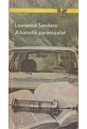 A hatodik parancsolat - Sanders, Lawrence - Régikönyvek