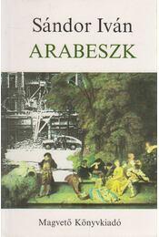 Arabeszk - Sándor Iván - Régikönyvek