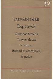Regények - Sarkadi Imre - Régikönyvek