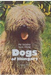 Dogs of Hungary - Sárkány Pál, Ócsag Imre - Régikönyvek