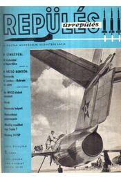 Repülés, űrrepülés 1976., 1977. (teljes) - Sárosi Gyula - Régikönyvek