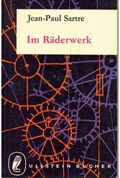 Im Räderwerk - Sartre, Jean-Paul - Régikönyvek