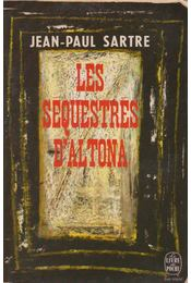 Les séquestrés d'Altona - Sartre, Jean-Paul - Régikönyvek