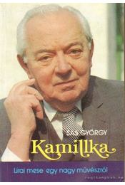 Kamillka - Sas György - Régikönyvek