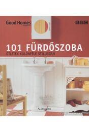 101 fürdőszoba - Savill, Julie - Régikönyvek