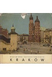 Kraków - Saysse-Tobiczyk, Kazimierz - Régikönyvek