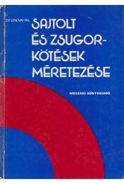 Sajtolt és zsugorkötések méretezése - Lendvay Pál - Régikönyvek