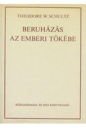 Beruházás az emberi tőkébe - Schultz, Theodore W. - Régikönyvek
