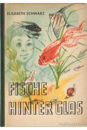 Fische hinter glas - Schwarz, Elisabeth - Régikönyvek