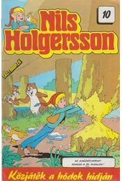 Nils Holgersson 10. - Selma Lagerlöf - Régikönyvek