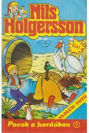Nils Holgersson 7. - Selma Lagerlöf - Régikönyvek