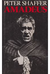 Amadeus - Shaffer, Peter - Régikönyvek