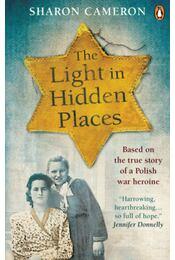 The Light in Hidden Places - Sharon Cameron - Régikönyvek