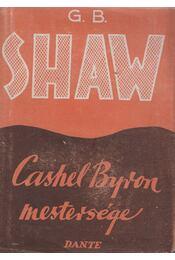 Cashel Byron mestersége - Shaw, G.B. - Régikönyvek