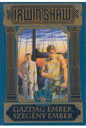 Gazdag ember, szegény ember - Shaw, Irwin - Régikönyvek