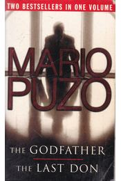 The Godfather - The Last Don - Puzo, Mario - Régikönyvek