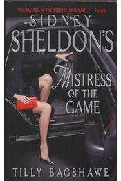 Mistress of the Game - Sidney Sheldon - Régikönyvek