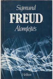 Álomfejtés - Sigmund Freud - Régikönyvek