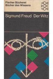 Der Witz und seine Beziehung zum Unbewussten - Sigmund Freud - Régikönyvek