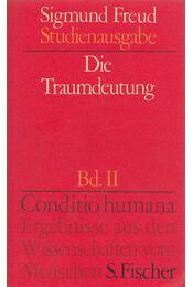 Die Traumdeutung - Sigmund Freud - Régikönyvek