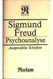 Psychoanalyse - Sigmund Freud - Régikönyvek