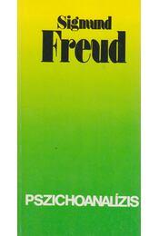 Pszichoanalízis - Sigmund Freud - Régikönyvek