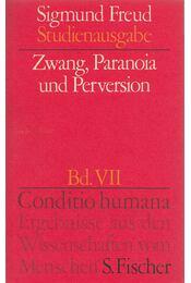 Zwang, Paranoia und Perversion - Sigmund Freud - Régikönyvek