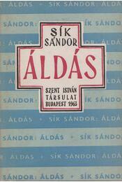 Áldás - Sík Sándor - Régikönyvek