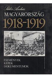 Magyarország 1918-1919 - Siklós András - Régikönyvek
