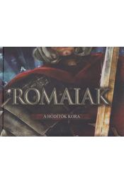 Rómaiak - Simon Adams - Régikönyvek