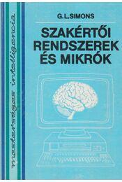 Szakértői rendszerek és mikrók - Simon, G. L. - Régikönyvek