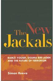 The New Jackals - Simon Reeve - Régikönyvek