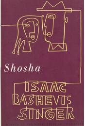 Shosha - SINGER,ISAAC BASHEVIS - Régikönyvek