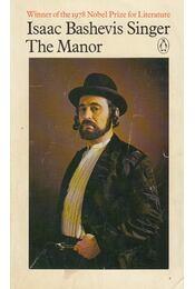The Manor - SINGER,ISAAC BASHEVIS - Régikönyvek