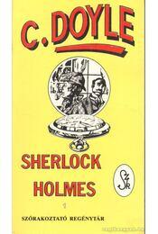 A bíborvörös dolgozószoba - Sir Arthur Conan Doyle - Régikönyvek