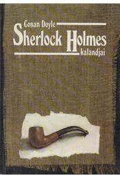 Sherlock Holmes kalandjai - Sir Arthur Conan Doyle - Régikönyvek