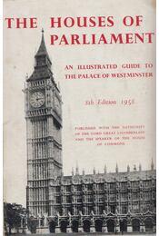 The Houses Of Parliament - Sir Brian H. Fell - Régikönyvek