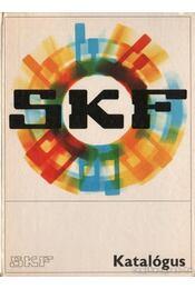 SKF katalógus 7200 számú katalógus - Régikönyvek