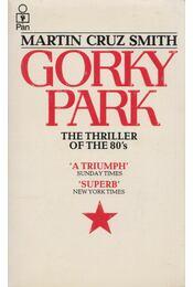 Gorky Park - Smith, Martin Cruz - Régikönyvek