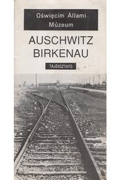 Auschwitz-Birkenau - Smolen, Kazimierz - Régikönyvek