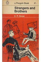 Strangers and Brothers - Snow, C. P. - Régikönyvek