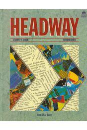 Headway - Intermediate Student's Book - SOARS, LIZ- SOARS, JOHN - Régikönyvek