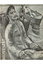 Művészet 1966. május 5. szám - Solymár István - Régikönyvek