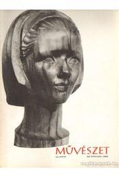Művészet 1972. január XIII. évf. 1. szám - Solymár István - Régikönyvek