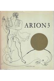 Arion 3 - Somlyó György - Régikönyvek